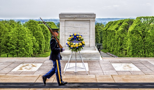 The Unknown Soldier 2021