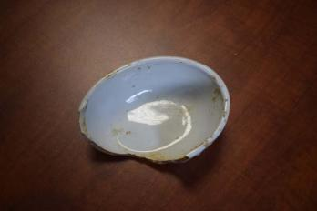 English china dish
