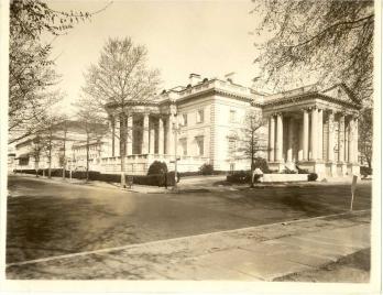 Memorial Continental Hall, NSDAR, 1911