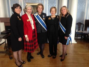 Talented longtime DAR Museum Docents