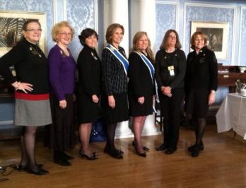 Our newest DAR Museum Docents