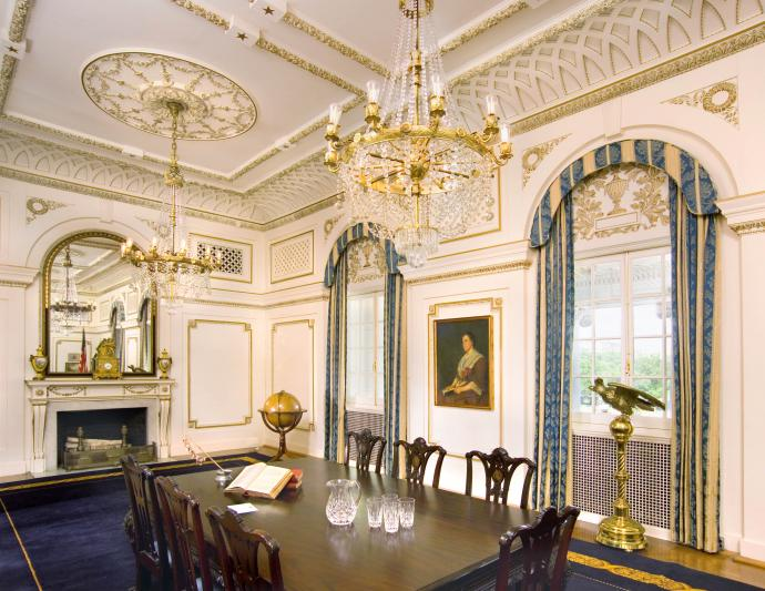 Dar Connecticut Board Room